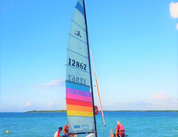 Sailing Bacalar (3)