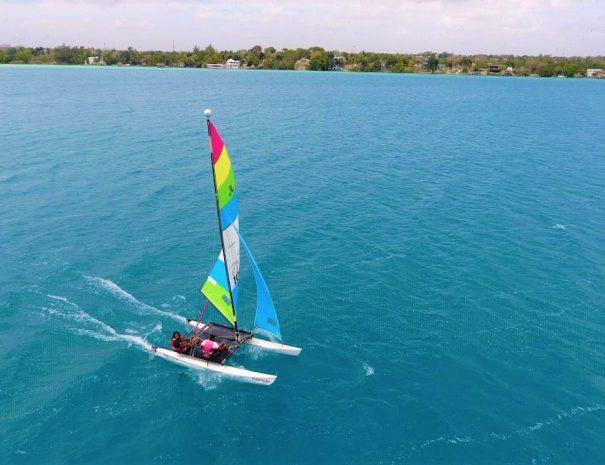 Sailing Bacalar (9)