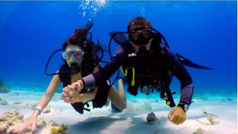 discovery scuba diving mahahual