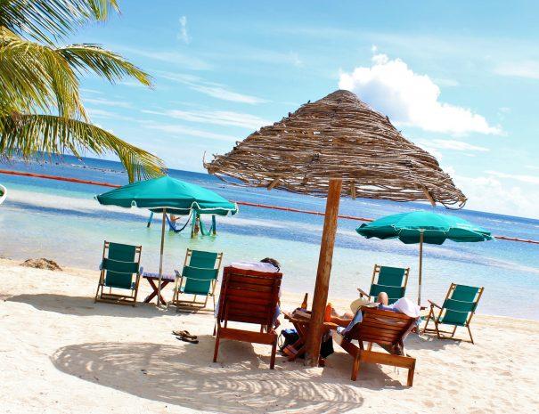Beach break CMA