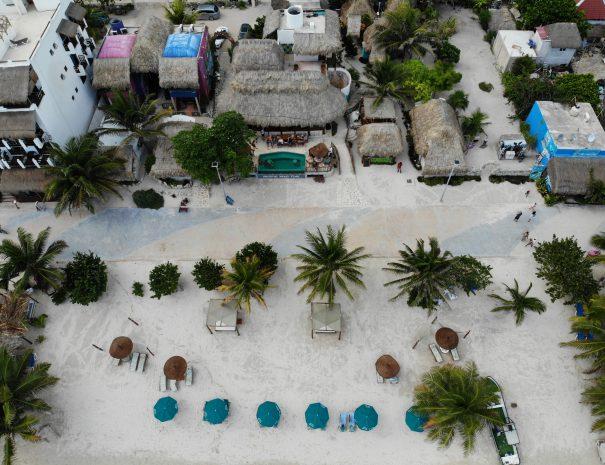 Drone pic beach brak