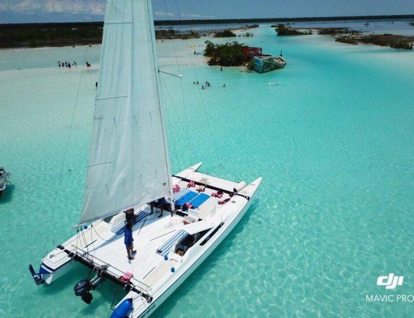 catamaran MG